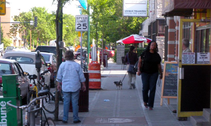 Know Your Sidewalk: A Step to Creating More Walkable Streets