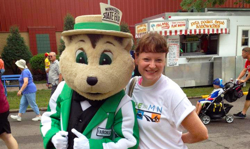 Transportation on a Stick: TLC & Move MN Ramp Up Outreach at the State Fair—and Beyond