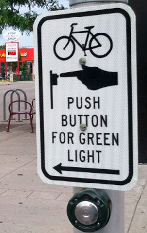Bike-Signage-Push-Button-for-Green-Light