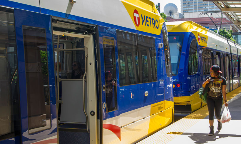 Transformative Transit Projects Move Forward this Fall