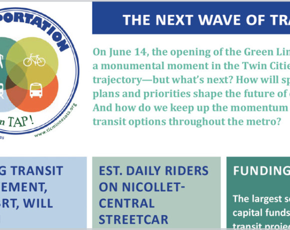 The Next Wave of Transit