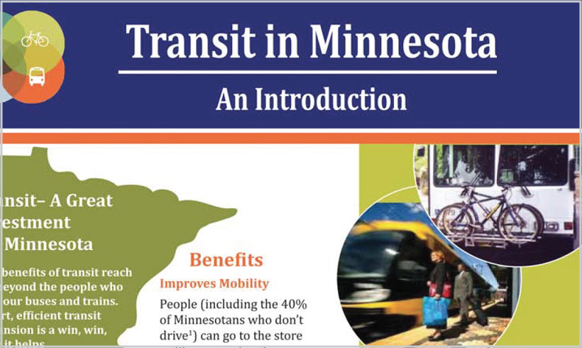 Transit in Minnesota