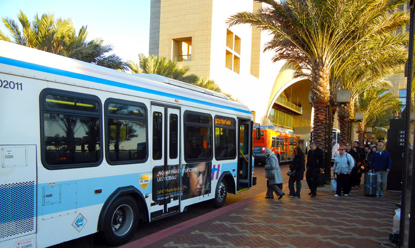 In California, Transit Expansion Meets Shared Mobility