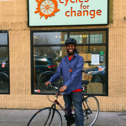 Transportation Options program participant Abdulaziz Ali