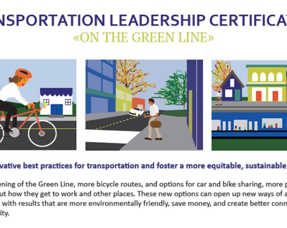 Transportation Leadership Certification for Nonprofits