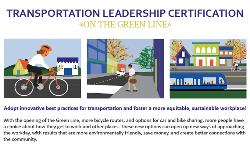Transportation Leadership Certification for Nonprofits