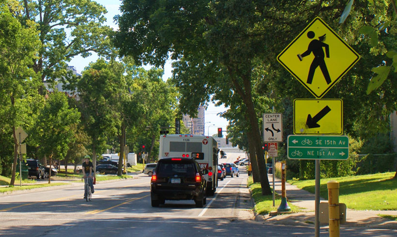 Safer Road Design a Likely Outcome of Legislative Session