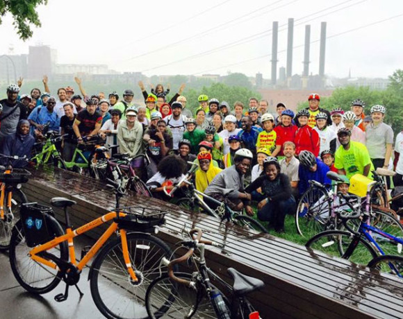 Diversity in Cycling Highlighted in the Twin Cities