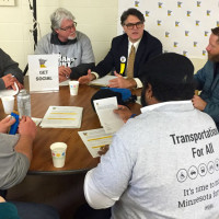 Minnesotans Come Together to Advocate for Transportation Funding
