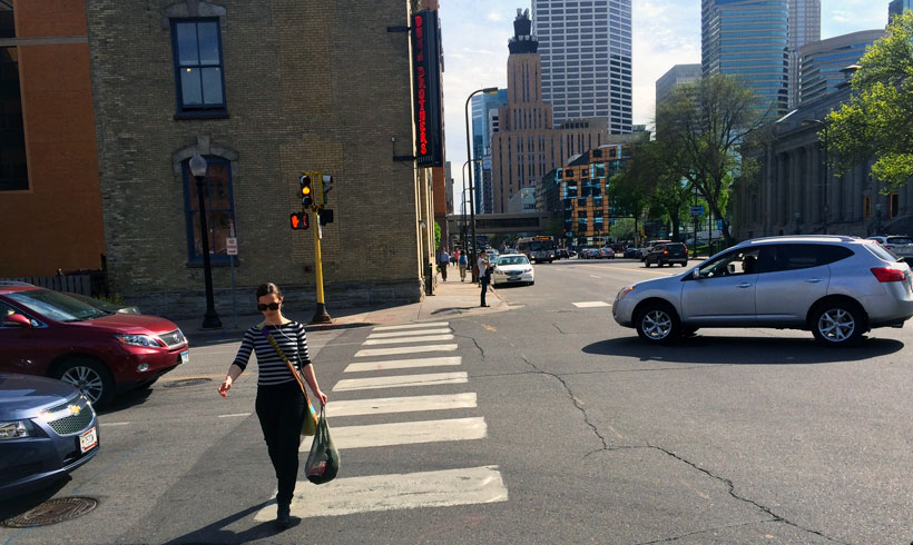 Changing Street Design Status Quo