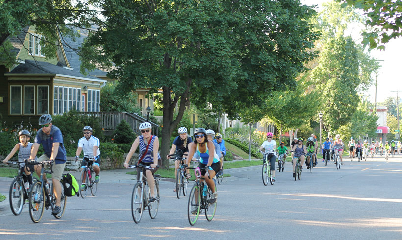 Building Community with Slow Roll Rides